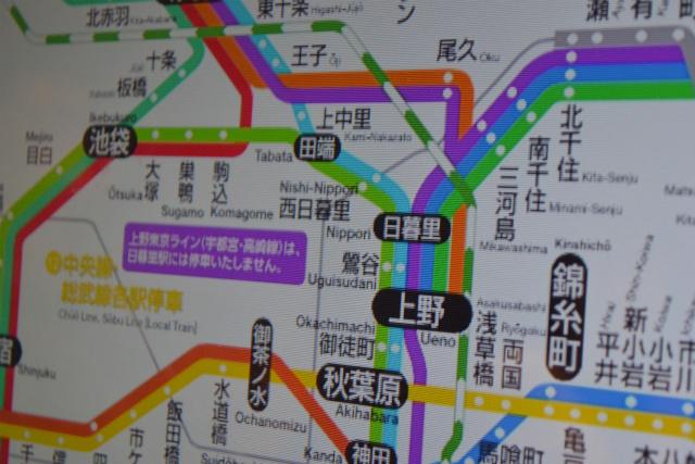 上野東京ライン開通でさらにややこしくなった