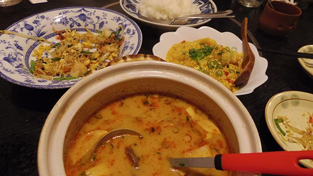 タイの食卓