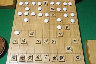 「将棋対囲碁」などもやってみたりしてる。