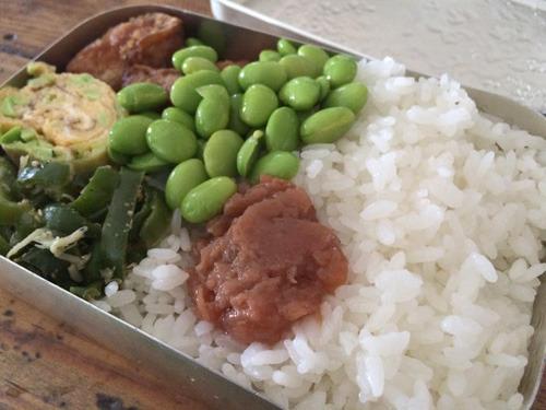 大北家の、土鍋で炊いたご飯(後日大北さんに送ってもらった本物)