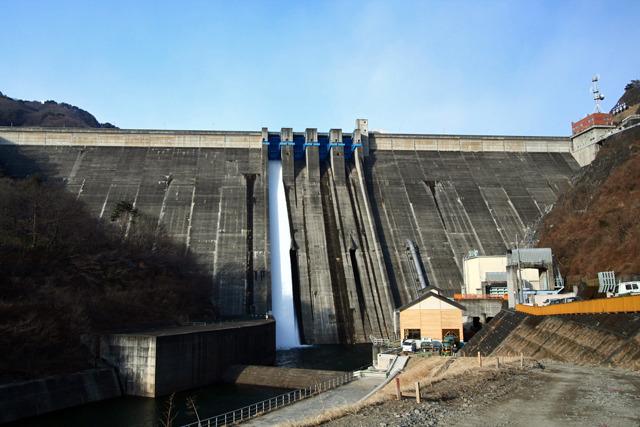 (参考画像)これは2006年に発電所が工事だったときのもの