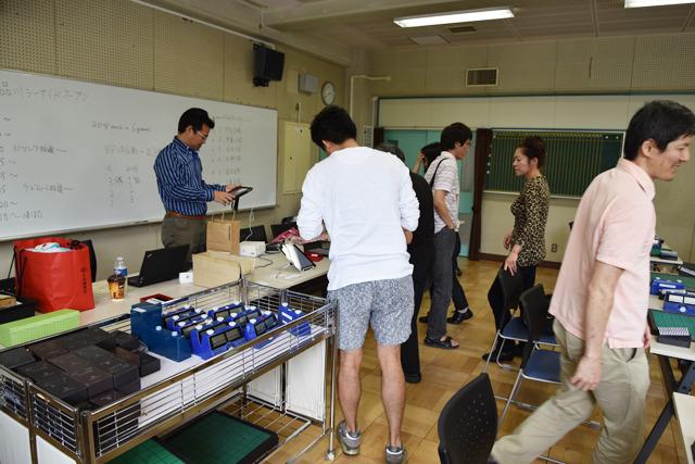 全日本女子チャンピオンも。ツワモノ達が続々と集結。