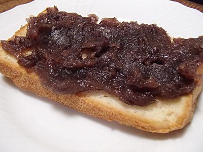 パンの耳あんこトーストもサクサクとしてかなりオススメです。