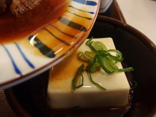 牛皿にある汁をかけて食べてもおいしく召し上がることができます。