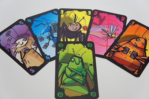 こちらは特別な効果や意味のあるカードたち