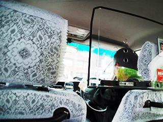 タクシーの運転手さんに計画を説明した。降りる間際になって「そりゃムリじゃねえのー」と言われる。