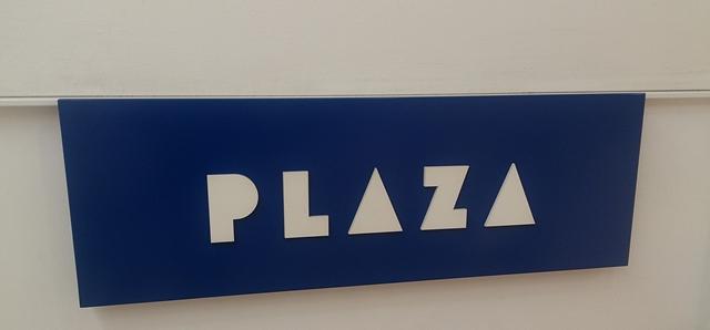 「プラザ」と聞いてピンとこない人もこのロゴ見たことあるでしょう