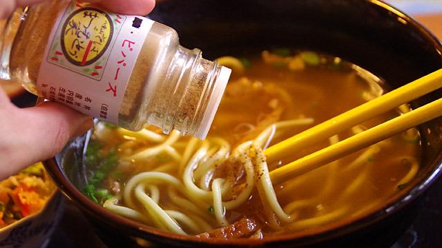 石垣島で食べた八重山そばには、沖縄そばともまたちょっと違う食文化が詰まっていました。