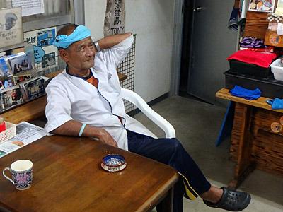 石垣のトニーさん。マグロ漁師として世界を6周した男。