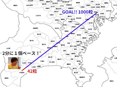 24時間マラソンならこう。さあ、武道館でサライは歌えるのか