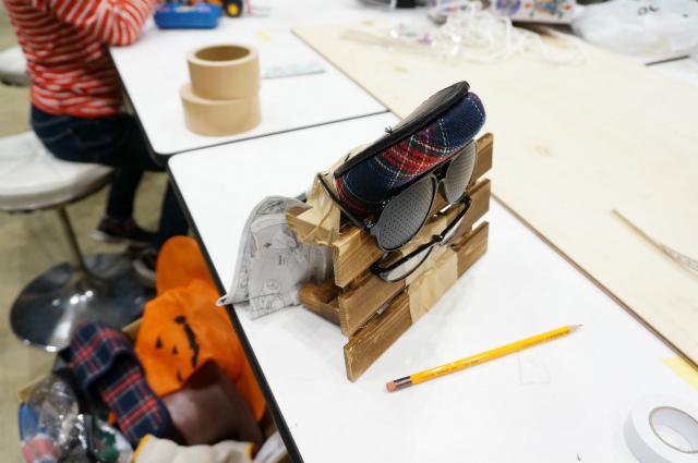 タミヤのキットを制作したあと、その組み立て説明書をそのまま外装に使用した衝撃作。WaLL(しょうたろう)