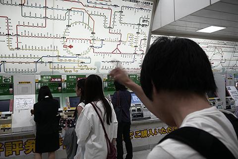 あの辺がいいと吉田が指さした先は四街道駅。千葉だ。それしか知らない。行ってみよう