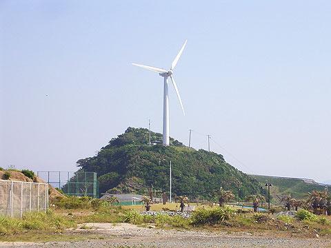 10年前にあった風力発電は