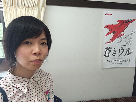 ちなみに興福寺境内の休憩所にガイナックス社のサイン入りポスターがあるのは、頼まれて安達さんが手に入れてきたそうだ。このお寺にアニメファンがいる…!!