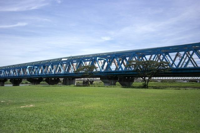 これが橋かー