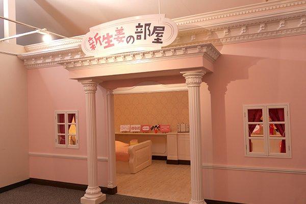 「新生姜の部屋」とは……!?