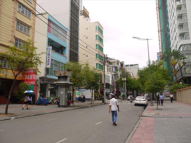 ホーチミン市最大の日本人街・レタントン通りに、