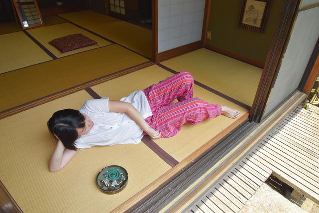 縁側とは日本人のDNAに刷り込まれた、心のふるさとなのかもしれない