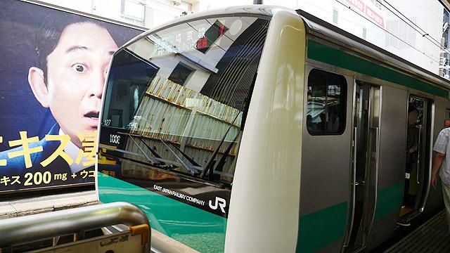 次は埼京線