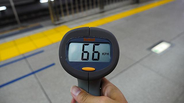 時速66km