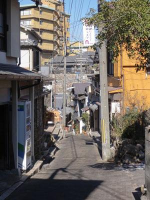 兵庫県神戸市北区の有馬温泉(出題:やのけん)