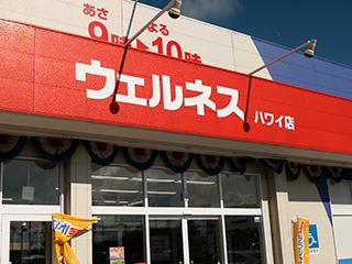 山陰と近隣県のドラッグストアチェーン店