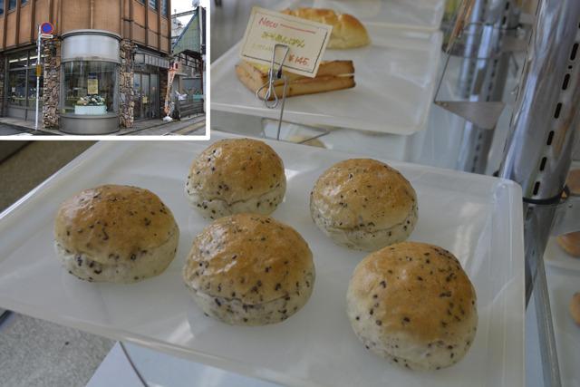 高崎市連雀町の老舗「日英堂」は、「みそパン」ではなくて「みそあんぱん」!
