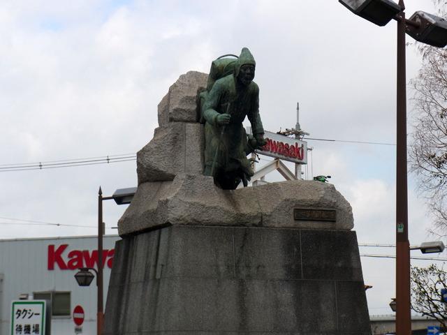 大阪府堺市七道駅前(出題:西村)
