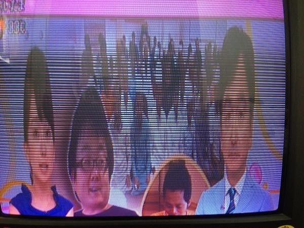 寝室のテレビが宇宙人にジャックされるようになった(chiha_kuro さん)
