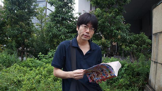 そして週刊少年ジャンプファンの賢者ヨシダプロ。ジャンプ歴は30年以上。紙面の少年向け企画にたいして複雑な思いを抱く中年。なんで来たんだ…