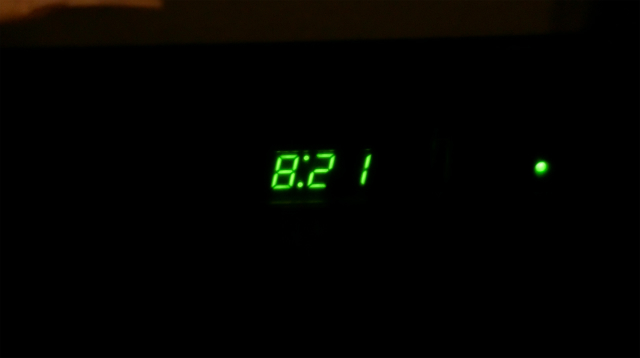 目覚めたら8:20頃。練習にコーチがいたら、完全に怒られていた。