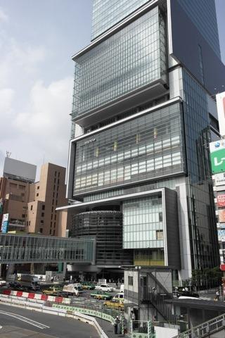 たとえば渋谷駅前