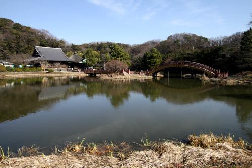 その熟度、鎌倉時代から続く金沢文庫を擁する称名寺の如し