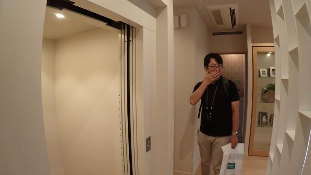 ちなみにエレベーターは200万円だそうです