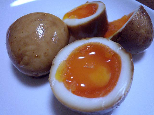 煮卵の力はでかい(写真はこちらの記事</a>より)