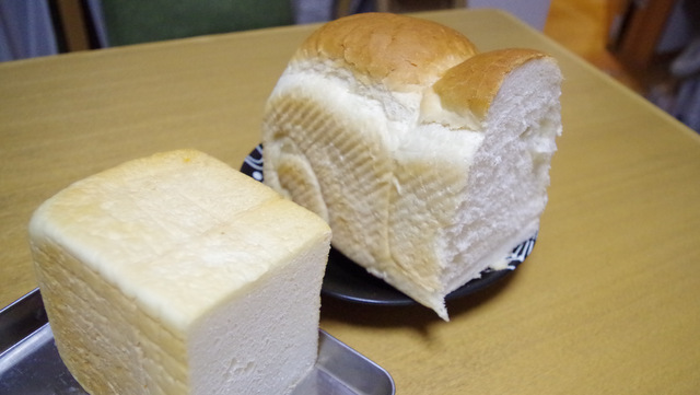 生協の食パンの方がうまそう