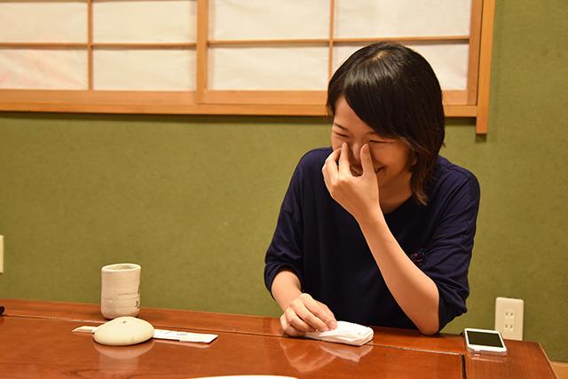 胸がいっぱいで涙出てきた。寿司好きとしてやってきて良かった。意味不明だがそう思ったのだ。