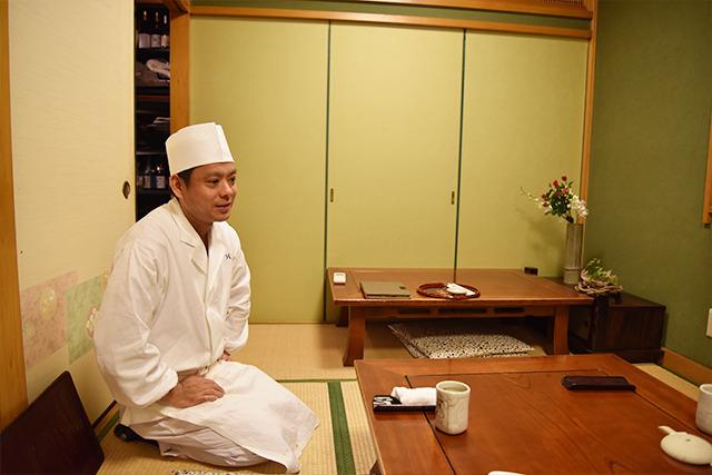 大将の口上のうまさも美味しさのポイントである。そして今日も唐沢寿明似だった。