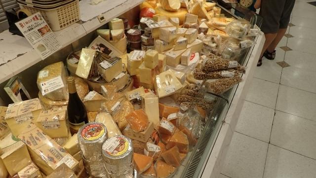 まんなかへんにあのチーズ! たべてみたい!