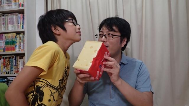チーズにしてはそんなににおわない