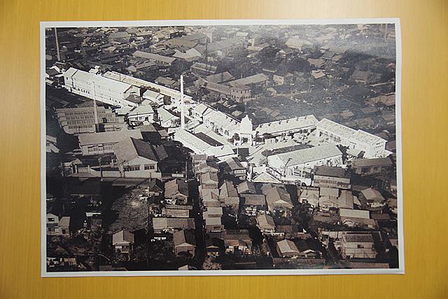 エスビー食品板橋工場(現在は研究開発などを行っている板橋スパイスセンター)。ここです。