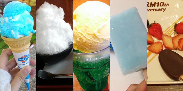 6月、7月、8月とみんなで食べたアイス全646個から判明したことをまとめました!