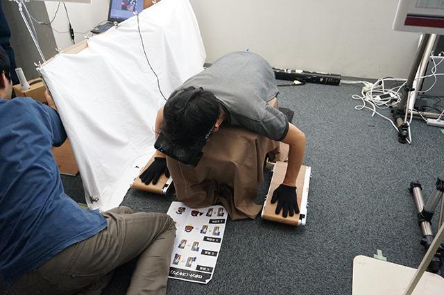 仮想現実の世界でゴキブリの体を手に入れました