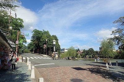 青い糞虫の名産地、奈良へ