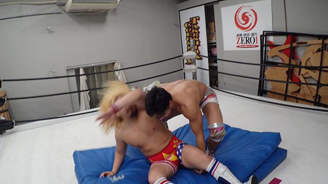 落とす。これも福田選手だけが痛いから不平等である。