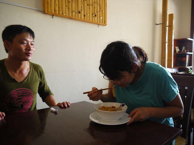 ホイアン人よりもむしろ日本人が食いついてきた。
