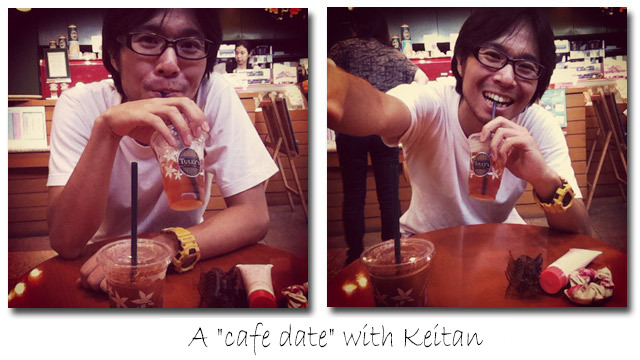 Keitan - that's me!