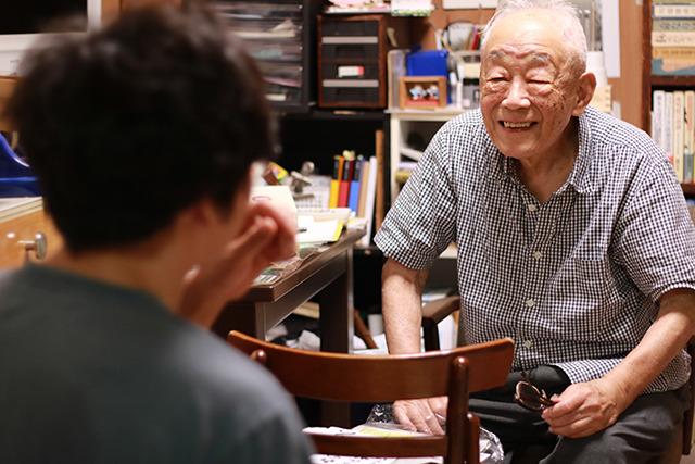 92歳の店主のいる古書店に行った。戦後すぐ青年たちが買い求めた本とは…!?