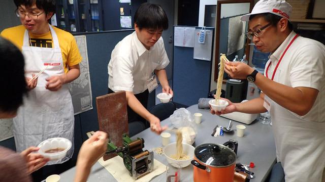 小麦粉を学んで食べる勉強会に参加してきました。