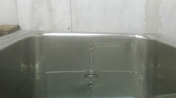入浴をしている雰囲気をお届けします。